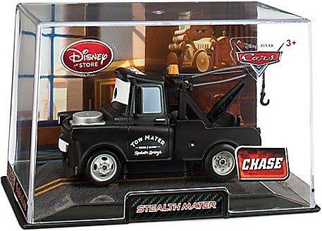 Disney Pixar Cars Exclusive 1:48 Die Cast Car Stealth, usato usato  Spedito ovunque in Italia