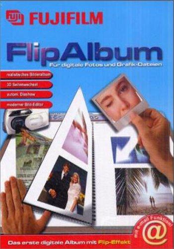 Für digitale Fotos und Grafik-Dateien. Das erste digitale Album mit Flip-Effekt. Für Windows 95/98/NT3.51 oder höher ()