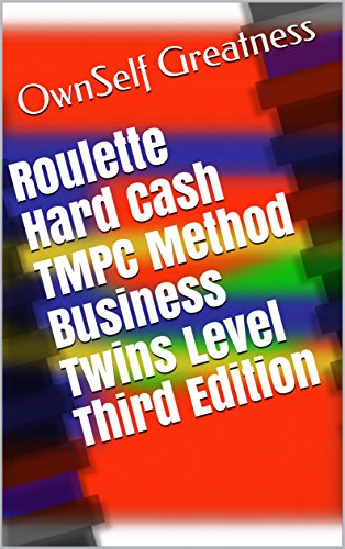 Roulette Hard Cash TMPC Method Business Twins Level Third Edition (English Edition)