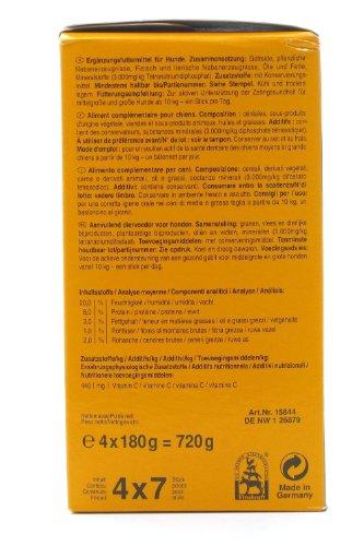 Vitakraft Dental 3in1 Multipack – Zahnpflege-Snack für Hunde ab 10 kg – 16x 7 Sticks - 3