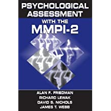 Psychological Assessment With the MMPI-2 by Alan F. Friedman (2000-07-03)