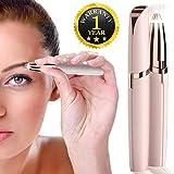 Flawless Brows, Makellose Augenbrauen, elektrisches Augenbrauen-Instrument, Lippenstift-elektrischer Augenbrauenstift, einwandfreie Noten-Vollenden, Augenbrauen-Entferner, Schönheits-Instrument