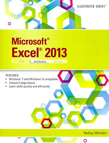 [(Microsoft Excel 2013 : Illustrated Introductory)] [By (author) Elizabeth Reding ] published on (April, 2013)