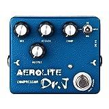 DR.J D55 Planes Walker Fuzz Pédale compression pour guitare électrique