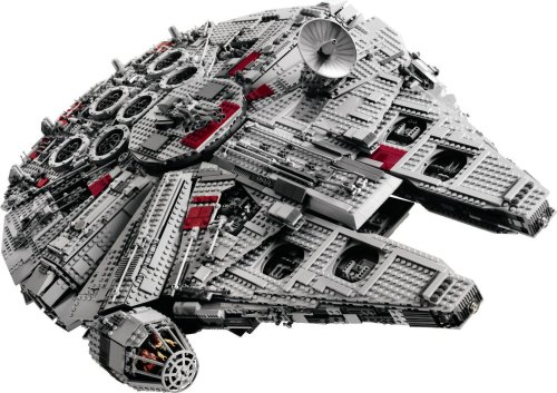 LEGO Star Wars 10179 – Ultimatives Millenium Falcon Sammlermodell - 2