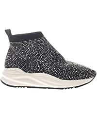 Amazon.it  strass - Nero   Sneaker   Scarpe da donna  Scarpe e borse fbf7d3e154f