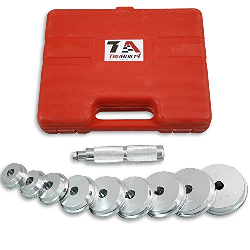 Quick-seal-adapter (T1A 10Stück BEARING Rennen und Seal Treiber Master Set–9Disc Größen für ersetzen Bearing Rennen und Dichtungen auf Autos, Lkws, Motorräder und mehr)