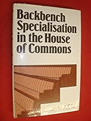 Backbench Specialization in the House of Commons