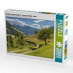 CALVENDO 4059478951532 - Puzzle de Müringer Christian, 2000 Piezas, 90 x 67 cm, diseño de San Juan en el Tirol del Sur, Color Blanco