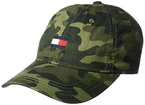 Tommy Hilfiger Herren Men's Ardin Dad Hat Mütze, Camouflage, Einheitsgröße