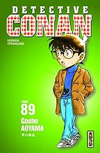 Détective Conan Edition simple Tome 89