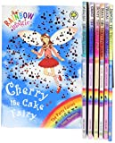 Picture Of Daisy Meadows Rainbow Magic - The Party Fairies Book Collection