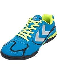 Hummel - Rootsblk/blu/jne indoorjr - Chaussures handball