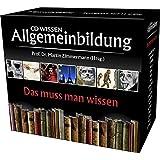 CD WISSEN - Allgemeinbildung - Das muss man wissen. Hörbuch-Box mit allen Einzelausgaben, 11 CDs