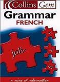 French Grammar (Collins Gem)