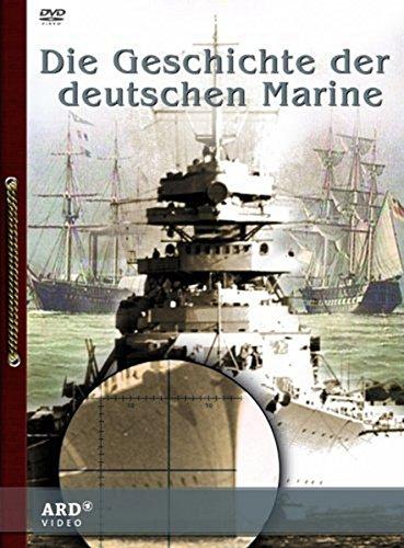 Die Geschichte der deutschen Marine Die Marine Dvd