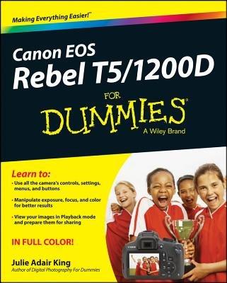 200D für Attrappen [Canon EOS Rebel T5/1200D für D] [Taschenbuch] ()