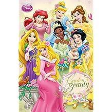 Destiny - Póster (61 cm x 91,5 cm), diseño de las princesas Disney