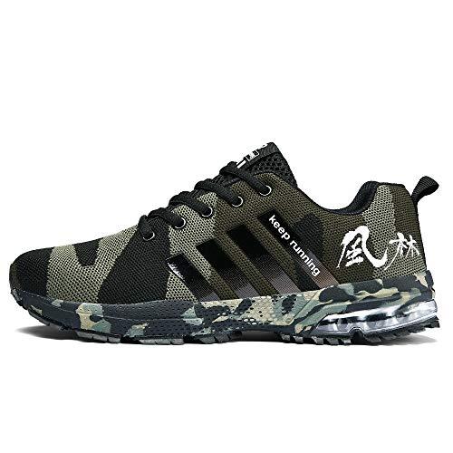 Logobeing Zapatillas Deporte Hombres Running Zapatos
