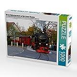 Mit der Schmalspurbahn auf den Harzer Brocken 1000 Teile Puzzle quer