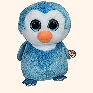 Ty Beanie Boos Ice Cube - Penguin Large (Justice Exclusive) by Ty, Inc.