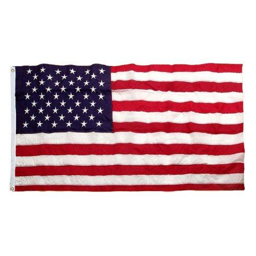 Nylon Flag (Eder Flag Endura-Nylon US Flaggen mit SolarMax Technologie 6x10 Foot)