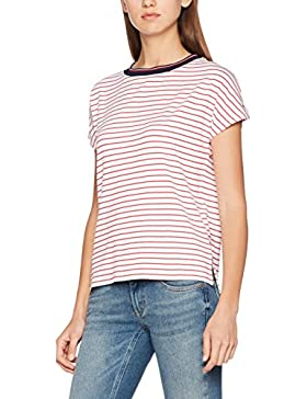 Tommy Jeans Camiseta Para Mujer