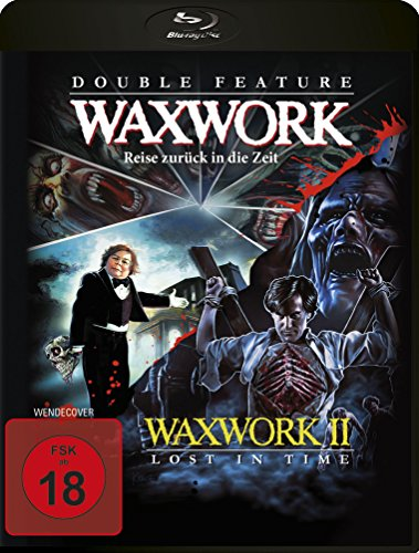 Waxwork I + Waxwork II - Spaceshift [Blu-ray]