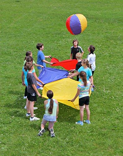 schwungtcher in 3 verschiedenen farben fr bewegungsspiele - Kinderturnen Gerateaufbau Beispiele