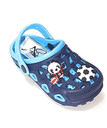 Angel Fashion Kids Cute Football Crocs