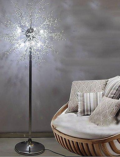 DXZMBDM® Stehlampen imitieren Kristall / led modern / comtemporary Metall / Gdns Löwenzahn / Feuerwerk , warm white-220-240v -