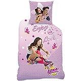 CTI - Disney - Housse de Couette Soy Luna Roller Enfant...