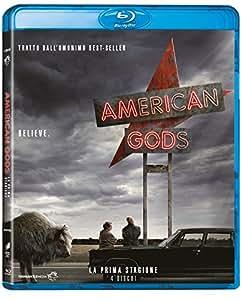 American Gods Stagione 1 (4 Blu-Ray)