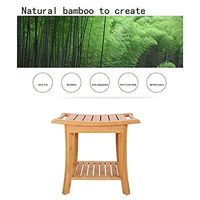 Multifunktions-Nanzhu Bad Hocker für ältere Menschen zu sitzen Bad Anti-Rutsch-Hocker kreative Stühle, 60 * 33 * 46cm von Zheng Hui Shop bei Gartenmöbel von Du und Dein Garten