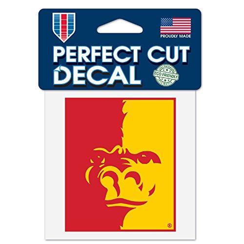 Wincraft Pittsburg State Gorillas Perfekten Schnitt Aufkleber 10,2x 10,2cm Maskottchen - Gorilla-automotive-produkte