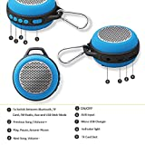 #2: Mini Bluetooth Wireless Speaker Multicolor different designs for for iPhone 7 7 plus 6 6S 6 Plus 5s 5c 5 iPad Air Air2 mini mini2 mini3 iPad 4th gen ETC (Multi Colors)