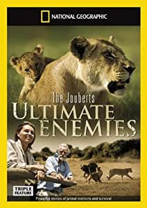 National Geographic - Ultimate Enemies (Ultimate Enemies/Eternal Enemies/Relentless Enemies) [DVD]