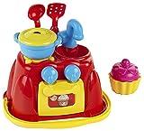 Theo Klein 2343 - Beach Picnic Kitchen, Stoffspielzeug, 24 x 18 x 22 cm, Spielzeug