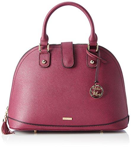 Stella Maris Damen Handtasche Lederhandtasche mit einem echtem Diamant Umhängetasche Tasche Damenhandtasche Frauenhandtasche Shopper STMB605-01 33/24/13 CM