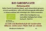 Regenbogenkreis Carobpulver Bio, Rohkost 400g