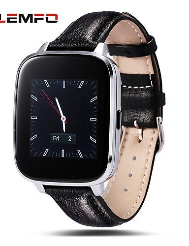 LEMFO L10 Smart watchbluetooth SmartWatch mtk2502 Wearable dispositivos para iOS Android