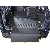 Carbox MultiMatte, Anti-Rutschmatte, Ladekantenschutz, 80x60 cm