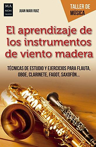 Aprendizaje de los instrumentos de viento madera, El (Taller de Música) por Juan Mari Ruiz