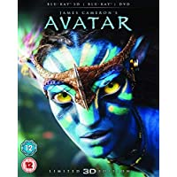 Avatar with Limited Edition Lenticular Artwork