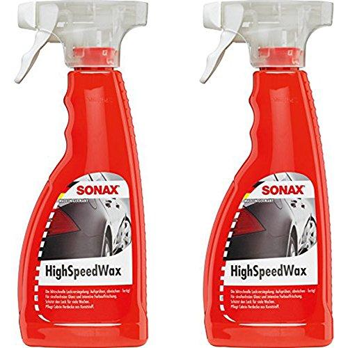 Sonax Speed Wax