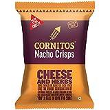 Cornitos Nachos Crisps, Cheese n Herbs, 150g