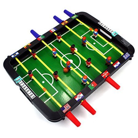 Tickles Table Football Office Soccer Game Family Indoor Sports Toy  available at amazon for Rs.999