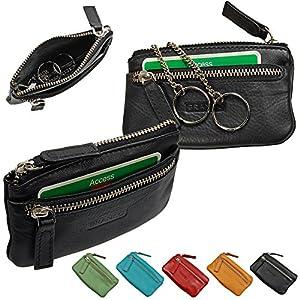 Branco Schlüsseltasche Leder Schlüsseletui Schlüsselmappe Auto Etui Tasche GoBago