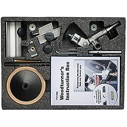 Tormek : kit accessoires de tournage TNT-708