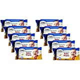 Little's Soft Cleansing Baby Wipes 80 pcs(10Wipes)